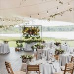 Foggy gray color theme for a rustic, eco & boho wedding at Mont Blan ...