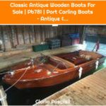 Classic Antique Wooden Boats For Sale | Pb781 | Port Carling Boats – Antique &...
