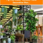 Gymax 6-Feet Artificial Fiddle Leaf Fig Tree Indoor-Outdoor Home Decorative Plan...