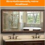 Weinstock Traditional Bathroom/Vanity Mirror#bathroomvanity #mirror #traditional...