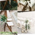 26 Budget Friendly Simple Outdoor Wedding Aisle Decoration Ideas - EmmaLovesWeddings