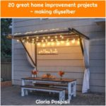 20 great home improvement projects - making diyselber