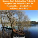 Wooden Boat Building How To Build A Dragon Class Sailboat #LakeLife! #boatbuildi... - Wooden boat building - Hecor Blog