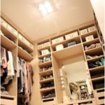 Want a little vanity inside my closet, not right in the middle though. ...