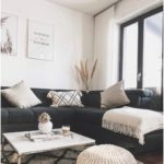 Change a bit in the living room ... #cozy #nat ...