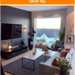57 IDEAS FOR COMFORTABLE AND WARM LIVING ROOMS YOU'LL LOVE - page 56 of living #homedecordiy - home decor diy