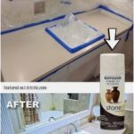A huge list of easy DIY spray paint ideas for the home, revamping old things, fu...
