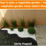 How to plan a vegetable garden - #a # vegetable garden #man #plant #how