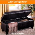 Luton Storage Bench