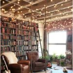 27 cozy decor ideas with bedroom fairy lights - living room interior ...