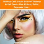 Makeup Geek Cocoa Bear off Makeup Artist Events that Makeup Artist Expenses thes...