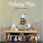 Ideas and tips for a whiskey bar or gentlemen bar for the party and wedding.