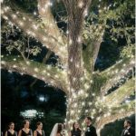31 wedding ceremony room lighting ideas for outdoors - Modekreativ.com