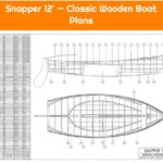 Snapper 12' — Classic Wooden Boat Plans