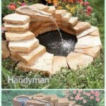 DIY concrete fountain instructions - DIY fountain landscaping ideas & projects - Diygardensproject.live