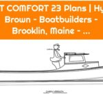 POINT COMFORT 23 Plans | Hylan & Brown – Boatbuilders – Brooklin, Maine – ...