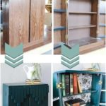 These before and after pictures of this second hand project are fantastic… - UPCYCLING IDEAS