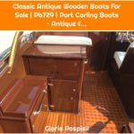 Classic Antique Wooden Boats For Sale | Pb729 | Port Carling Boats – Antique &...
