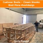 Customer Boats — Classic Wooden Boat Plans #boatdesign