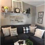 57 farmhouse decor living room ideas coffee tables 45 #farmhousedecor 57 farmhouse ...