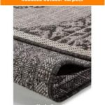 Reduced outdoor carpets