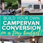 DIY Campervan Conversion on a Tiny Budget in Less Than 1 Week | Two Wandering Soles