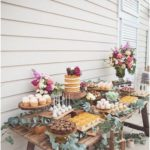 30 cozy and sweet rustic bridal shower ideas - Modekreativ.com