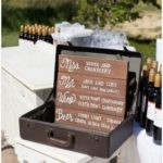 18 Perfect Wedding Drink Bar and Station Ideas for Fall Weddings - Oh Best Day Ever