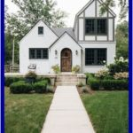 English Cottage Style Home Renovation With English Garden Painted Brick ! #engli...