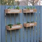Creative Decorating Ideas for Small Backyards Upgrade your backyard fence by di...
