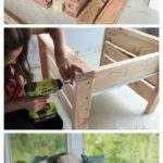 Inspiration Board: A summer project that I can hardly wait for! Woodworking!