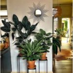 58 ideas for DIY plant stands to fill your living room with greenery - plant ideas