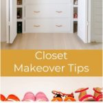 Tips for Reconfiguring a Closet - A Beautiful Mess