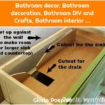 Bathroom decor, Bathroom decoration, Bathroom DIY and Crafts, Bathroom interior ...