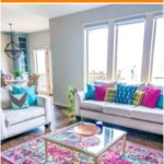Over 80 breathtaking colorful living room decoration ideas and redesigns for the summer project - home accessories blog