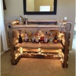 Gorgeous, Inexpensive Pallet Bar DIY Ideas For Your Home! Plans DIY outdoor counter ... - DIY and do it yourself decoration