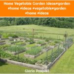 Home Vegetable Garden Ideas#garden #home #ideas #vegetable#garden #home #ideas