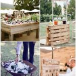 18 Unique & Creative Wedding Drink Bar Ideas For Outdoor Wedding # Hoc… - Decorating Ideas