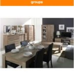 Reduced dining groups & table groups