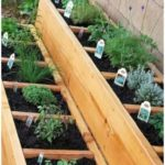 1. 45 Affordable DIY Design Ideas for a Vegetable Garden My desired … 45 Ersch...