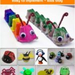 20+ craft ideas for kids quick and easy to implement - kids blog