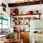 20 Lovely Retro Kitchen Design Ideas - Interior Design Ideas & Home Decorating Inspiration - moercar