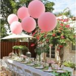 Giant Pink Balloon - Large Pink Balloon | Giant Balloon | Wedding Balloons | Big Pink Balloons | Baby Shower Balloon