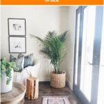 Home Tour- Michelle Janeen and Her Bright White Home - Nesting With Grace