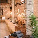40+ barn wedding ideas - pure romance in late summer and autumn