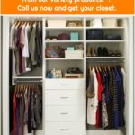 Get a best closet price options from our variety products. 📢 Call us now and get your closet.