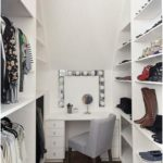 Super bedroom closet with vanity chairs 45+ ideas