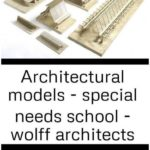 1. Architectural models – special needs school – wolff architects Architectu...