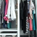 7 Tips for Completely Organizing Your Closet and Dresser | The Happy Housie