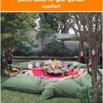 12 simple and uncomplicated summer picnic ideas for your garden comfort